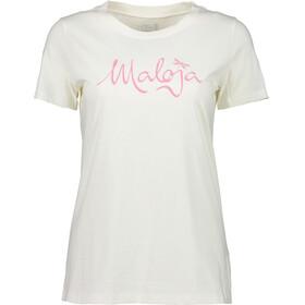 Maloja SandraM. - T-shirt manches courtes Femme - blanc